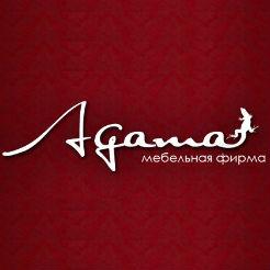 Логотип фабрики Агама