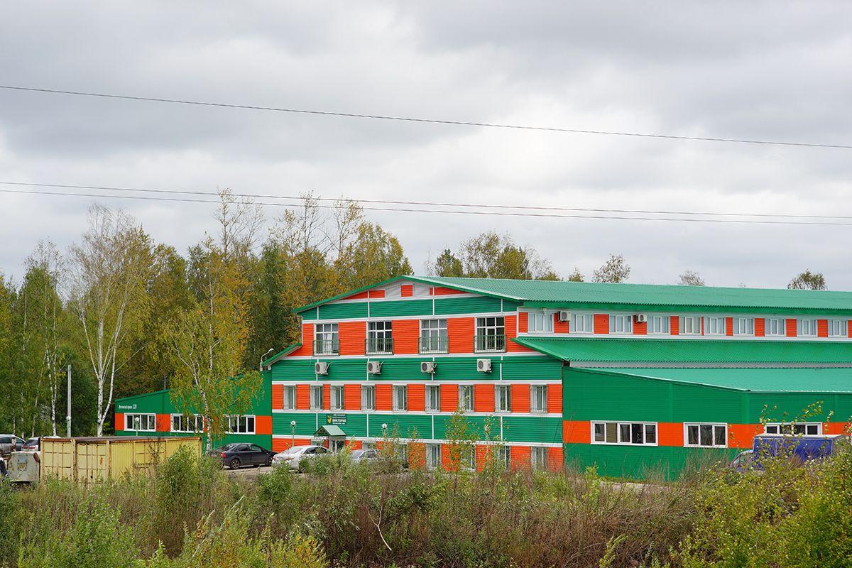 Фото фабрики «Виктория»