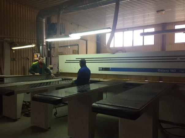 Фото фабрики «Fors»