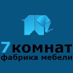 Логотип фабрики 7 комнат