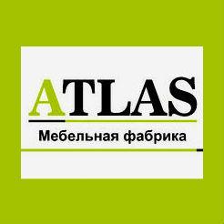 Логотип фабрики «Атлас»