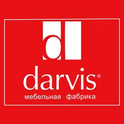 Логотип фабрики «Дарвис»