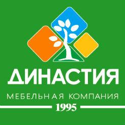 Логотип фабрики Династия