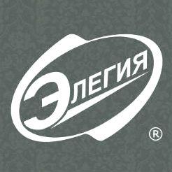 Логотип фабрики «Элегия»