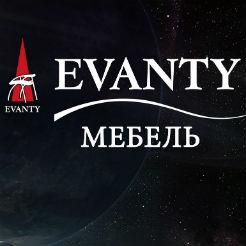 Логотип фабрики Evanty