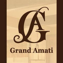 Логотип фабрики «Grand Amati»