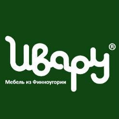 Логотип фабрики «Ивару»
