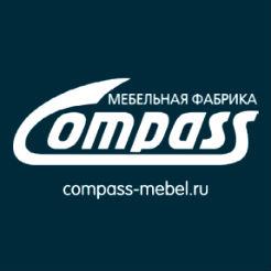 Логотип фабрики «Компасс»