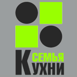Логотип фабрики «Кухни Семья», город Саранск