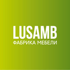 Логотип фабрики «Люсамб»