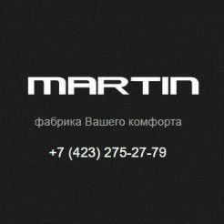 Логотип фабрики «Мартин»