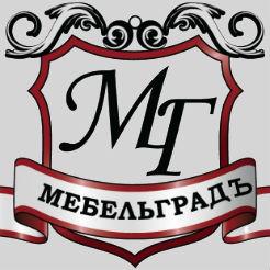 Логотип фабрики «Мебельград»