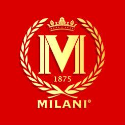 Логотип фабрики «Милани»