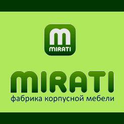 Логотип фабрики Mirati, город Саранск