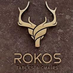 Логотип фабрики «РОКОС»