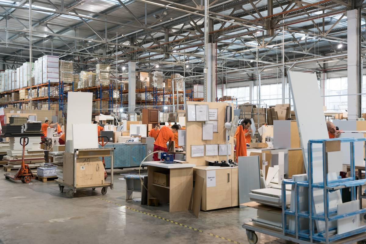 Фото фабрики сборки