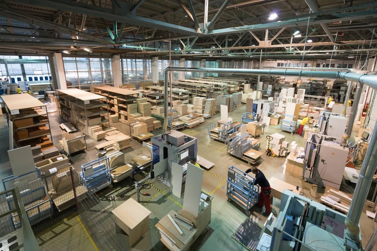 Фабрика каркасов