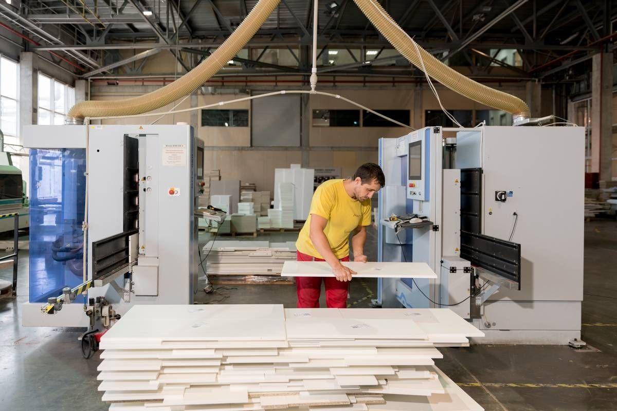 Фото фабрики каркасов