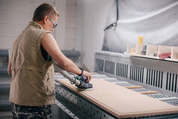 Фото фабрики «Новая мебель»
