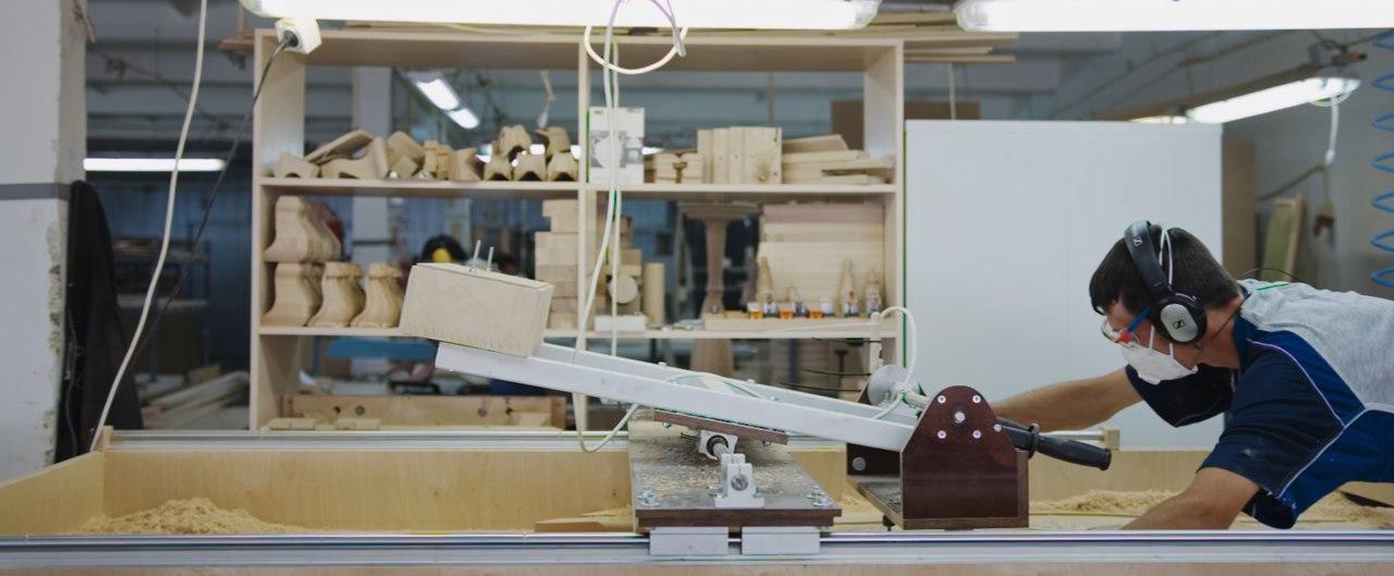 Фото фабрики Evanty