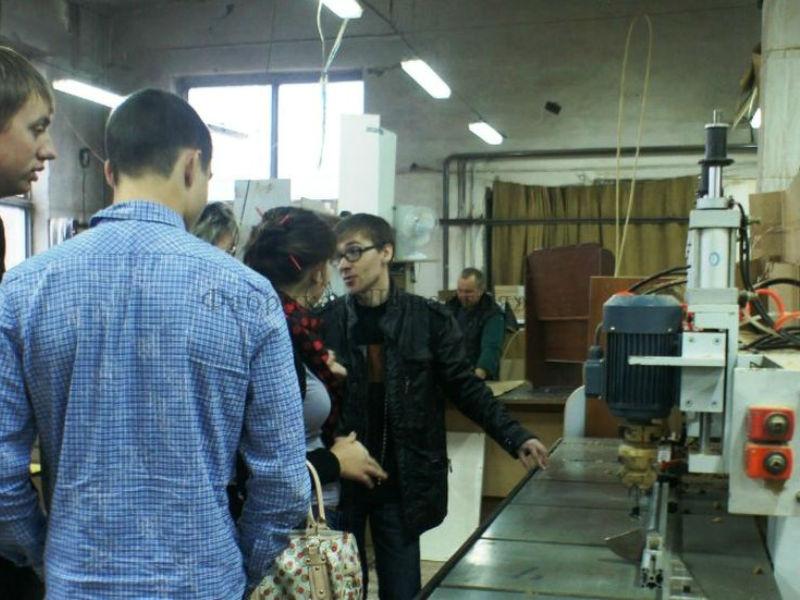 Фото фабрики Династия