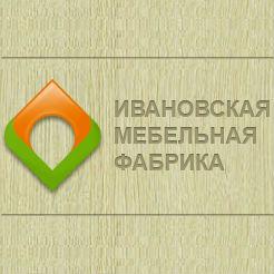 Логотип Ивановской мебельной фабрики