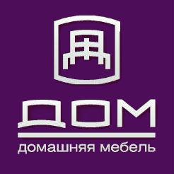 Логотип фабрики «Дом»
