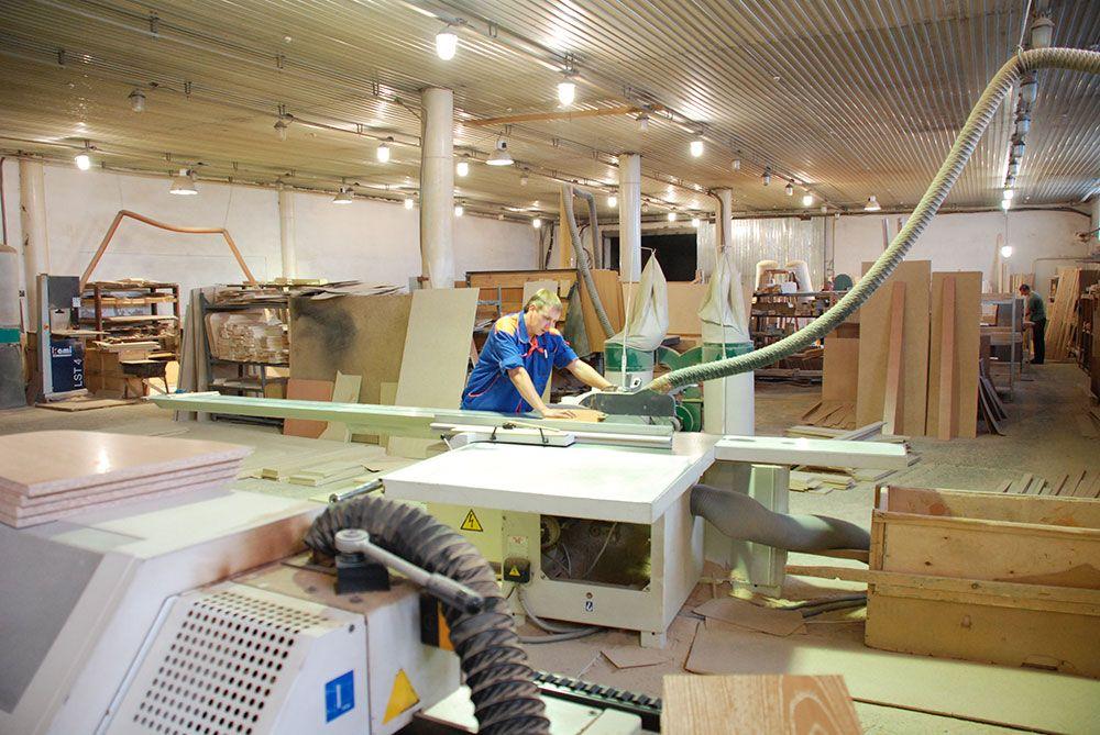 Фото фабрики «Сават»