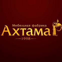 Логотип фабрики «Ахтамар»