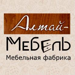 Логотип фабрики «Алтай-Мебель»
