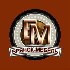 Логотип фабрики «Брянск Мебель»