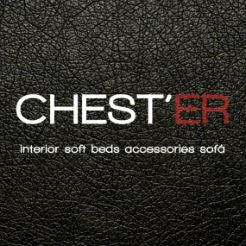 Логотип фабрики Chester