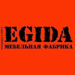 Логотип фабрики Эгида