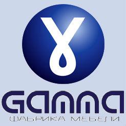 Логотип фабрики «Гамма»