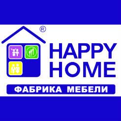 Логотип фабрики «Happy Home»
