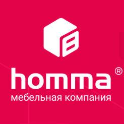 Логотип фабрики «Homma»