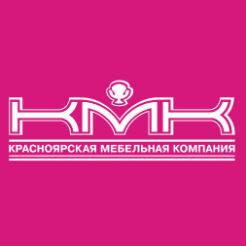 Логотип фабрики «КМК»