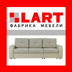 Логотип фабрики Lart
