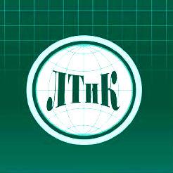 Логотип фирмы «ЛТиК»