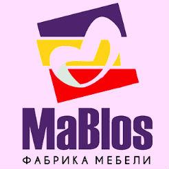 Логотип фабрики «MaBlos»