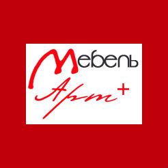 Логотип фабрики «Мебель АРТ+»