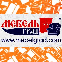 Логотип фабрики Мебельград