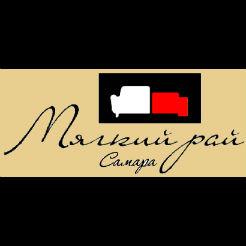 Логотип фабрики «Мягкий рай»