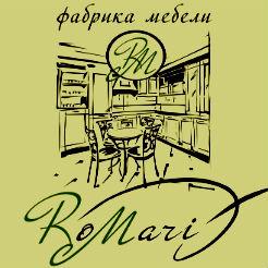 Логотип фабрики «РоМари»