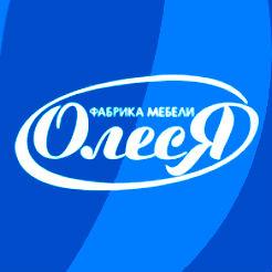 Логотип мебельной студии Олеся