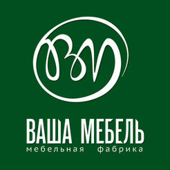 Логотип фабрики «Ваша мебель»