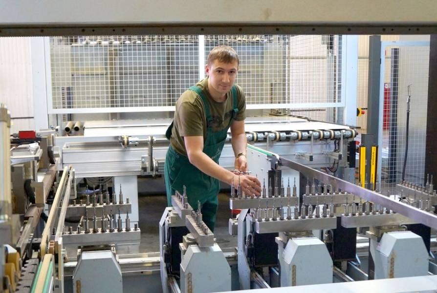 Фото фабрики Ангстрем
