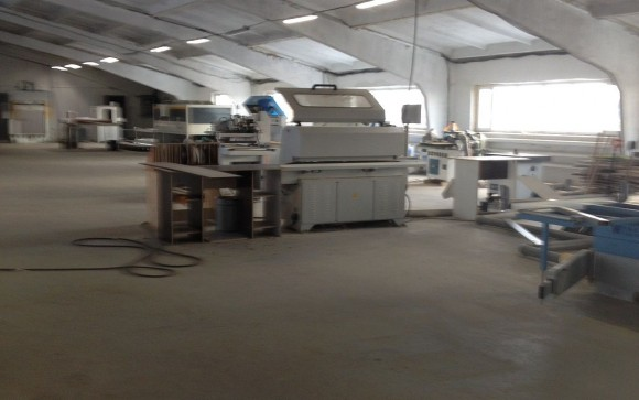 Фото фабрики Гермес
