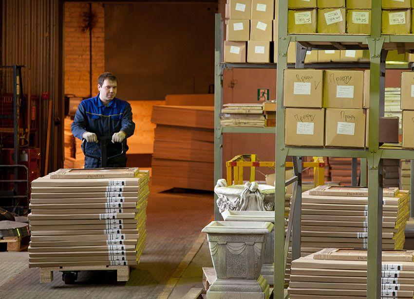 Фото фабрики Дебют