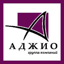Логотип фабрики «Аджио»